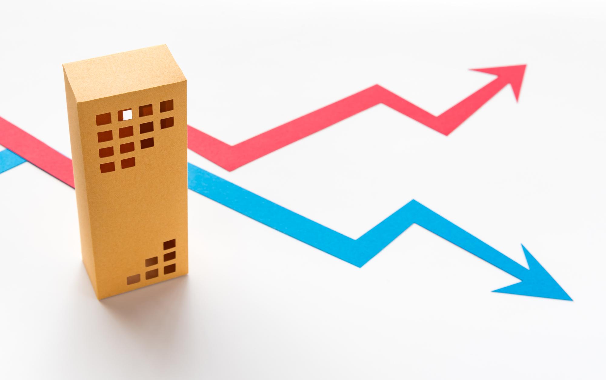不動産投資に成功する人、失敗する人の違いとは